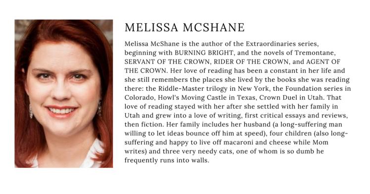 Melissa McShane