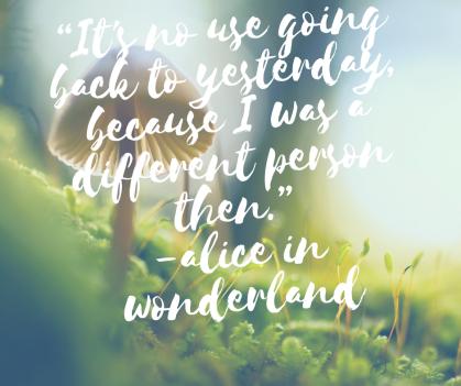 wonderland quote #1