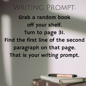 Writing Prompt_