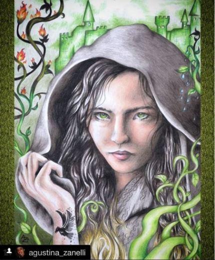 Frey Art by Agustina_Zanelli
