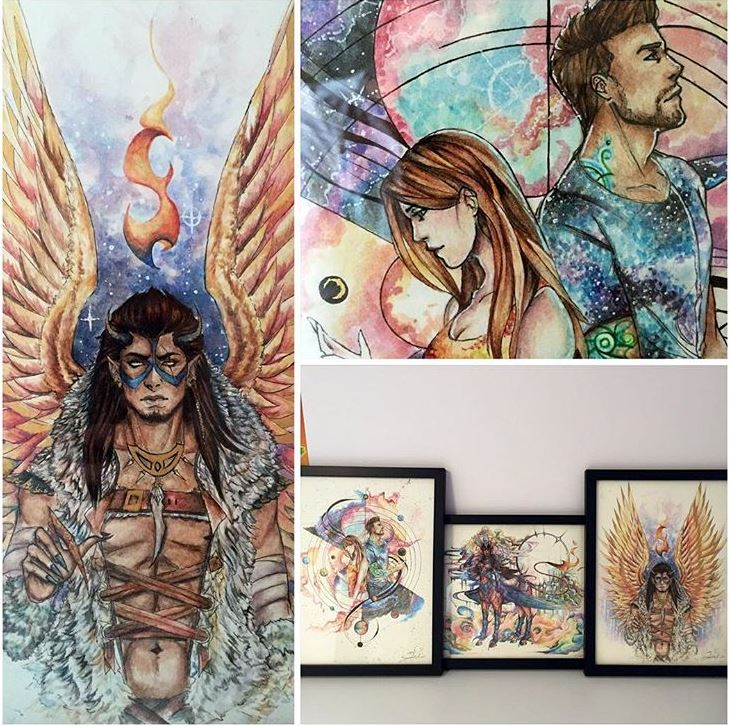 KoAaB art by vancalibur and decapitatedbeta