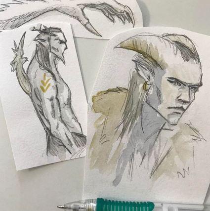 KoAaB sketches