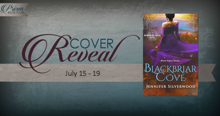 Cover Reveal Banner - Blackbriar Cove